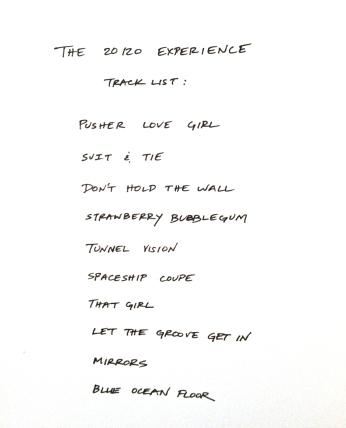 JT_20_20Exp_tracklist_handwritten